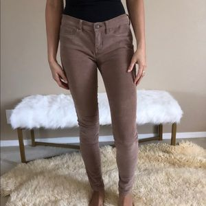 Juicy couture corduroy skinny jeans/pants